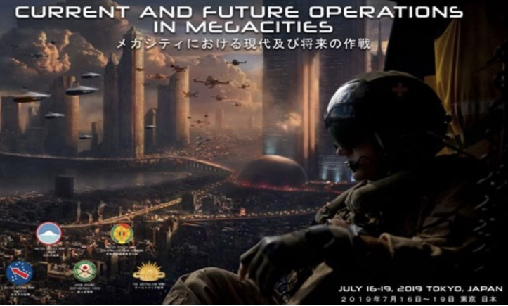 Tokyo National Institute for Defense Studies (NIDS) Current and Future Operations in Megacities Conference