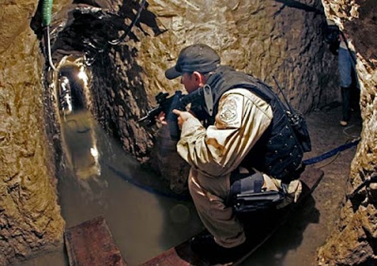 United States Army & Federal Law Enforcement Subterranean Training & Consultation